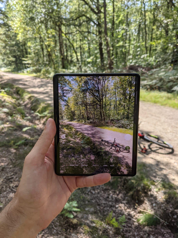Ecran Samsung Z fold 3 5G