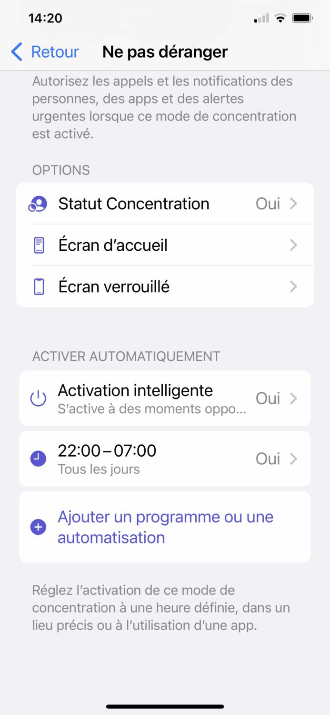 configurer-un-mode-focus-iphone