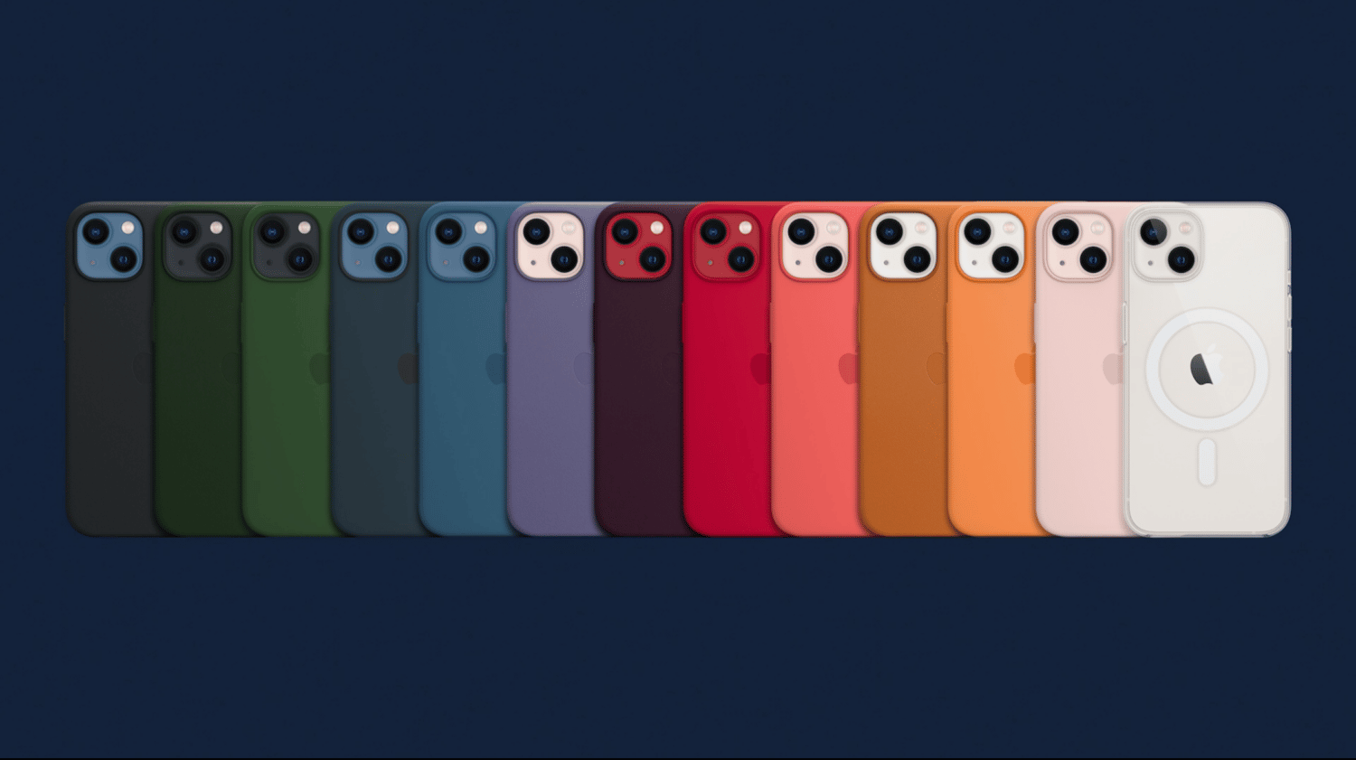 coques iPhone 13