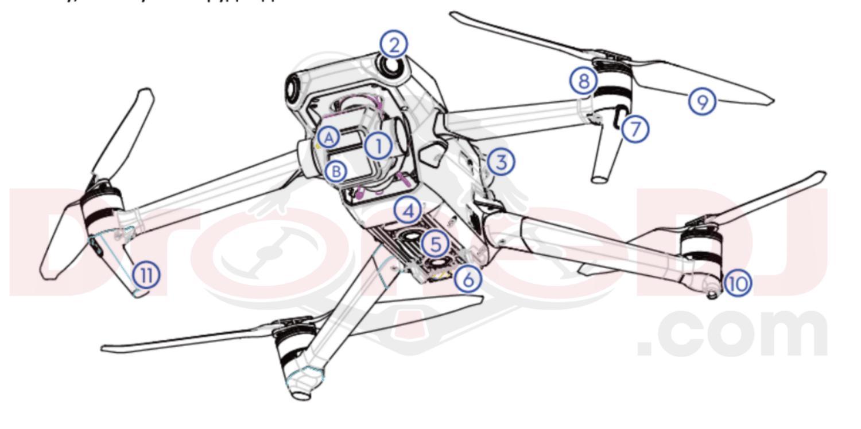 dji-mavic-3-pro-design