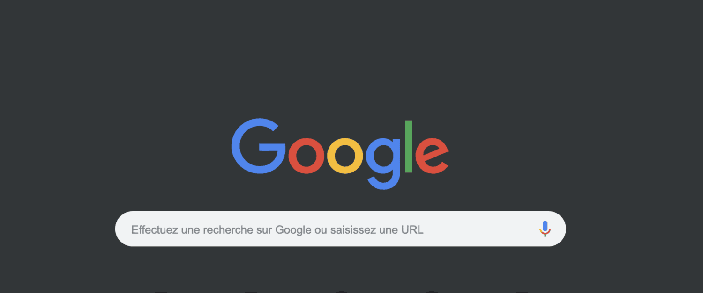 google-dark-mode