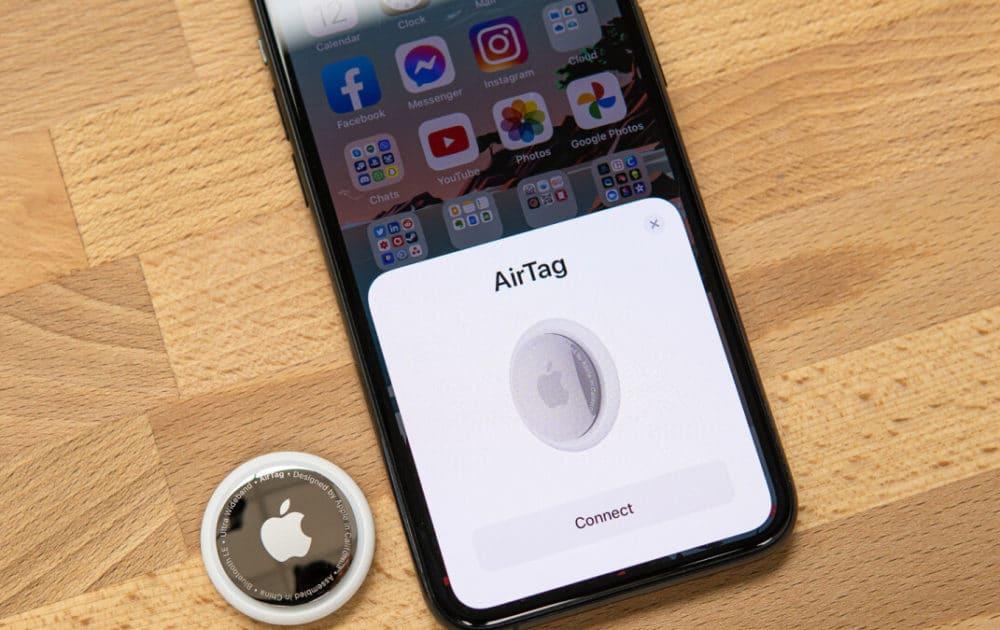 iPhone-AirTag-ios-15-bug