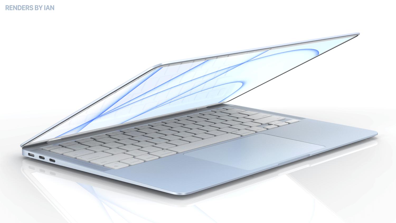 macbook air nouvelle generation fin 2022