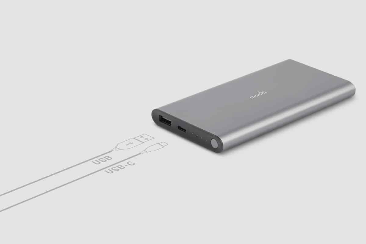 moshi ionslim 10K batterie externe 30W