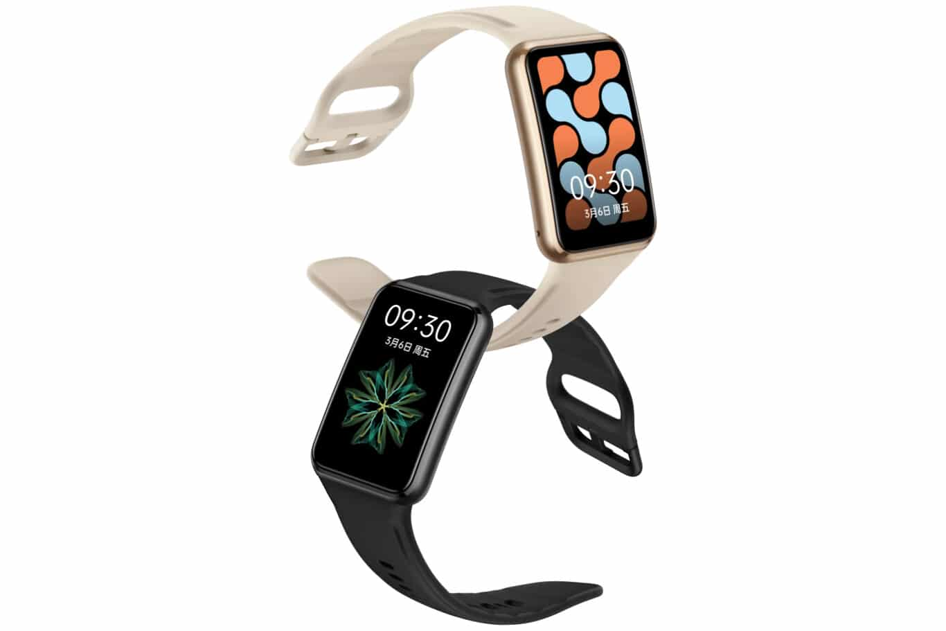 oppo-watch-free-couleurs