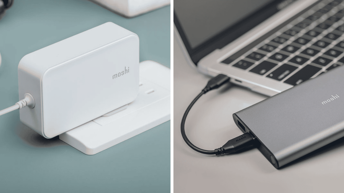 recharger rapidement appareils usb-c