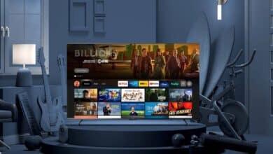 televiseurs amazon fire tv omni serie 4