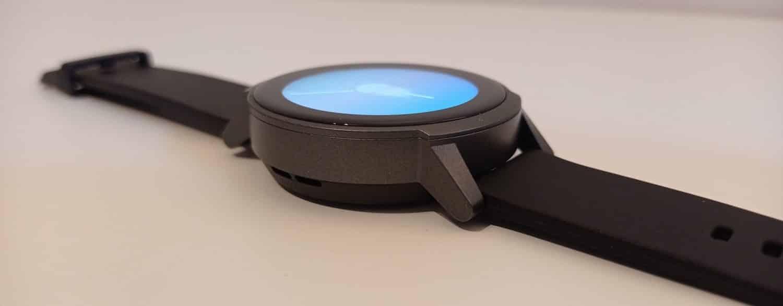 ticwatch-E3-haut-parleur
