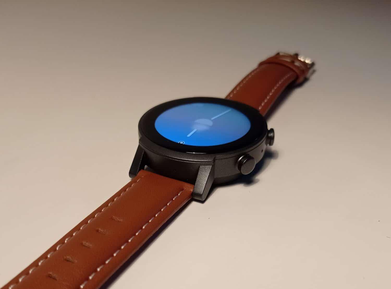 ticwatch e3 bracelet cuir