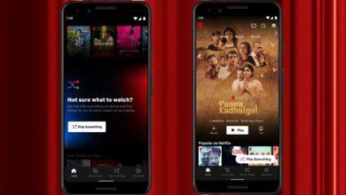 Play Something, la lecture aléatoire est enfin disponible sur l'application Netflix sur Android.