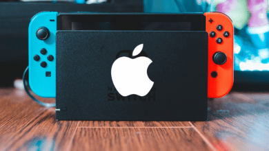 apple concurrence nintendo switch console