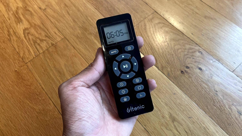 telecommande aspirateur